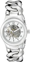 Invicta Women's 17250 Angel Analog Display Mechanical Hand Wind Silver Watch