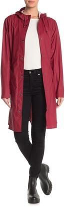 Rains Curve Hooded Rain Jacket