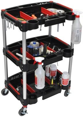 Luxor MC-3 Mechanics Cart 3-Shelf