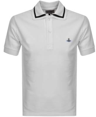Vivienne Westwood Polo T Shirt White