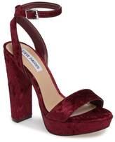 Steve Madden Insomnia Platform Ankle Strap Sandal