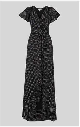 Whistles Spot Maxi Dress