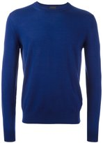 Z Zegna fine knit jumper - men - Wool - XL