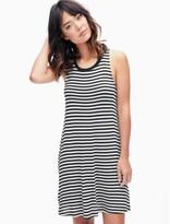 Splendid Drapey Lux Stripe Swing Dress