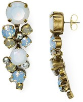 Sorrelli Swarovski Crystal Bubble Drop Earrings - 100% Bloomingdale's Exclusive