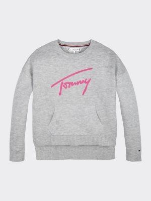 Tommy Hilfiger Essential Signature Logo Jumper