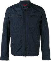 Fay zip pocket jacket - men - Polyamide/Polyester - XL