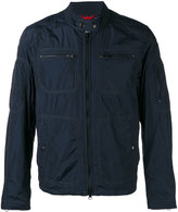 Fay zip pocket lightweight jacket - men - Polyamide/Polyester - XL