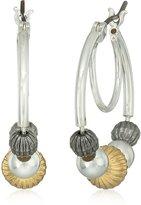 Nine West Hoop Earrings