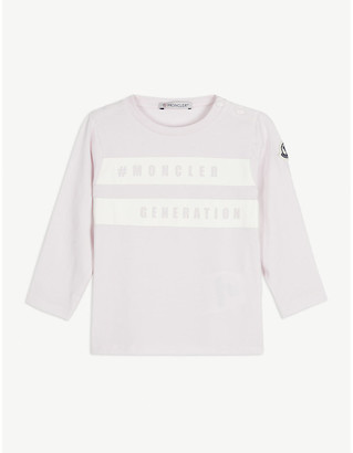 Moncler New generation sweatshirt 3 months-3 years