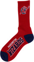 For Bare Feet Washington Wizards Deuce Crew 504 Socks