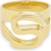 Chloé Alphabet S ring