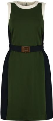 Tory Burch Belted Waist Dress