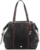 Brahmin Southcoast Tuscan Coast Collection Delaney Convertible Tote