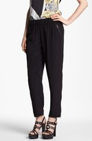Kenneth Cole New York 'Chauncey' Pull-On Pants Womens Black Size 0 0