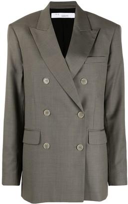 IRO Double Breasted Blazer Jacket