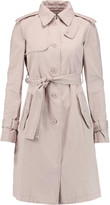 Marc by Marc Jacobs Belted cotton-twill trench coat