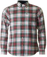 Barbour Alvin Tailored Flannel Checked Shirt