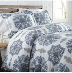 SouthShore Fine Linens Infinity Reversible Comforter and Sham Set, Queen Bedding