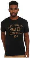 Matix Clothing Company Plates T-Shirt