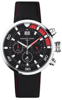Giorgio Fedon Stainless Steel Speed Timer V Quartz Watch, 44mm