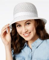 Nine West Braided Cloche Hat
