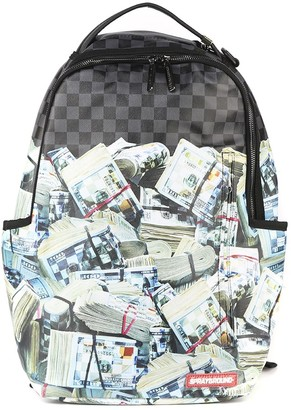 Sprayground New Money Backpack In Eco-leather