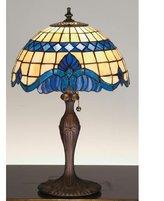 Meyda Lighting Meyda Tiffany 31201 18.5 Inch H Baroque Accent Lamp