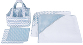 Trend Lab Blue Sky Baby Bath Gift Set