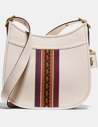 Coach Emery Crossbody With Varsity Stripe