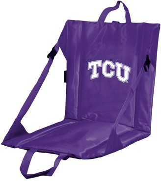 Logo Brands TCU Horned Frogs Folding Stadium Seat