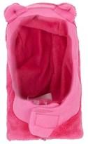 Sterntaler Hot Pink Fluffy Fleece Balaclava