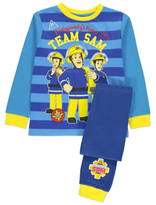 Fireman Sam George Pyjamas