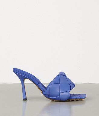 Bottega Veneta Lido Sandals In Nappa