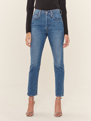 Levi's 501 High Rise Skinny Jeans