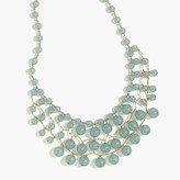 J.Crew Bauble cascade necklace