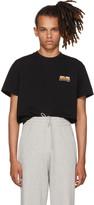 Vetements Black 100% Pro Standard T-shirt
