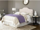 Fashion Bed Group Fashion Bed Martinique Ivory Twin Upholstered Headboard