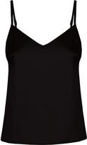 Essentials Bi-Stretch Silk Camisole