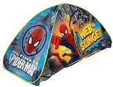 Play-Hut Playhut 2-in-1 Tent- Spider-man