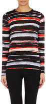 Proenza Schouler Women's Long Sleeve T-Shirt-BLACK, RED