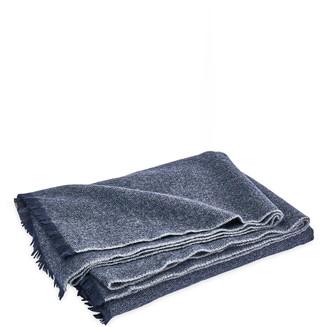 Matouk Agnes Cotton & Cashmere Throw Blanket
