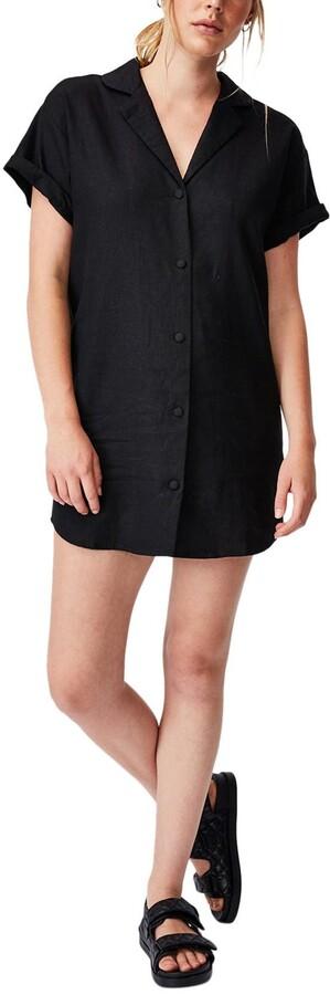 Cotton On Woven Evie Shirt Mini Dress