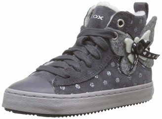 Geox Girls J KALISPERA Hi-Top Sneakers