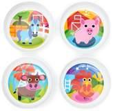 French Bull Farm Kids Bowls (Set of 4)