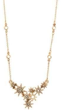 lonna & lilly Goldtone Star Pendant Necklace