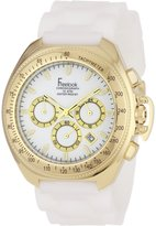 Freelook Men's HA6303G-9A Aquamarina Iii Band and Gold Case Dial Watch