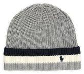 Ralph Lauren Boy's Stripe Hat