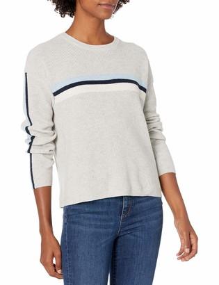 Velvet by Graham & Spencer Women's Striped Sweater