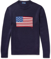 Polo Ralph Lauren Intarsia Cotton Sweater